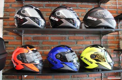5 Hal yang Perlu Kamu Perhatikan agar Helm Tetap Nyaman dan Aman saat Digunakan! 5