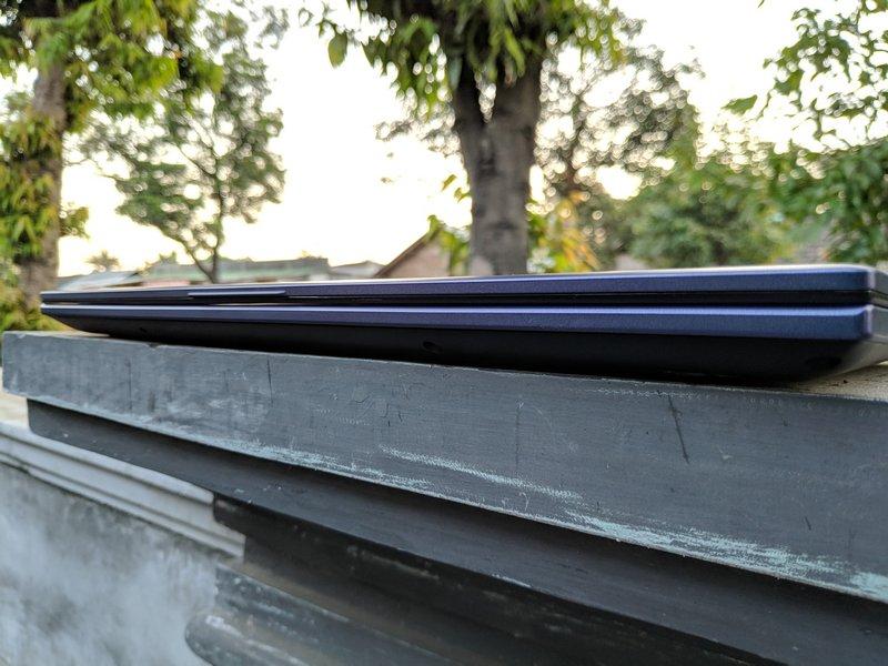Asus Vivobook Ultra A412FA EK303T Review: Paling Ringkas & Kaya Fitur 4