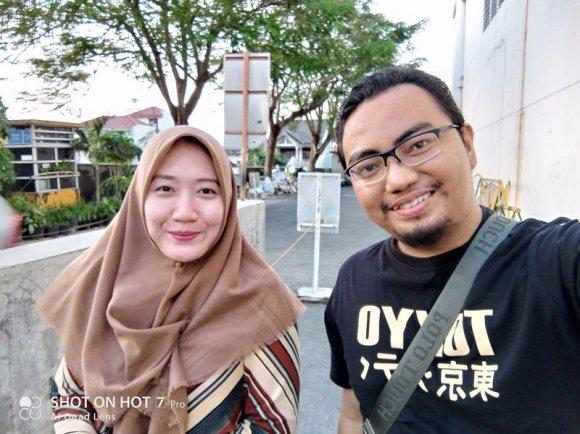 Review Kamera Infinix Hot 7 Pro: Ternyata Kayak Gini Quad Camera Murah 42