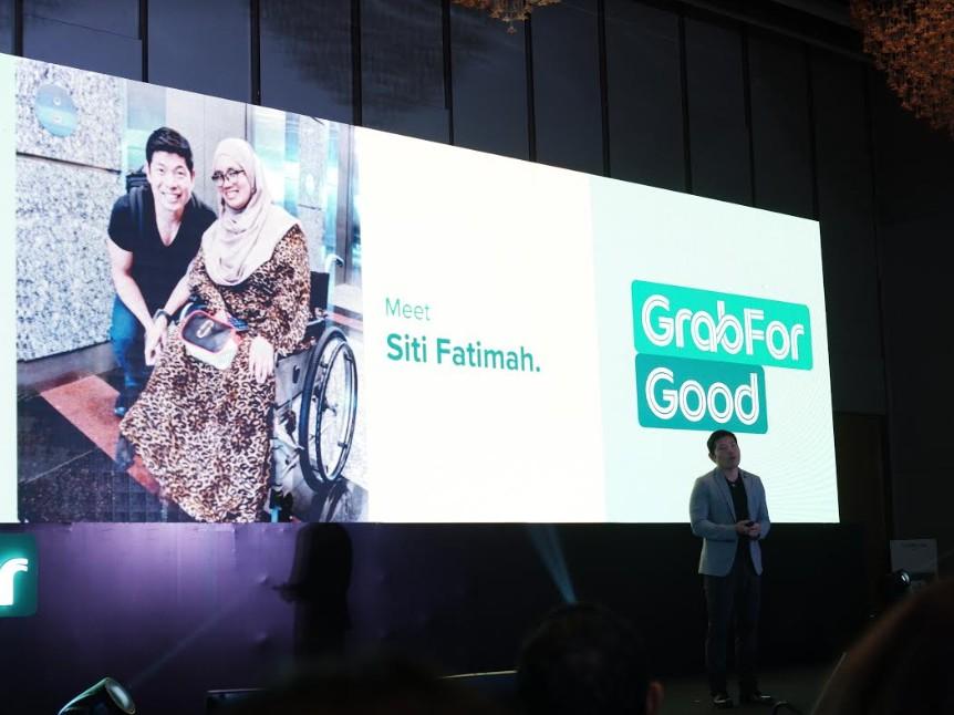 Kisah Inspiratif CEO Grab Anthony Tan Bertemu Pengemudi dengan Disabilitas 5