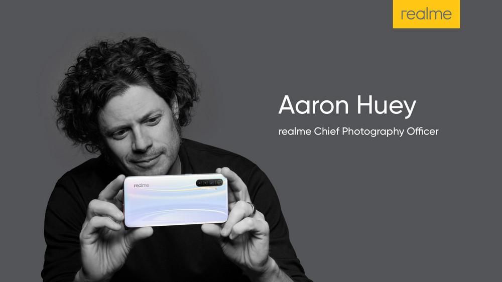 Realme Gandeng Aaron Huey dari National Geographic, Kembangkan Kamera Realme XT 2