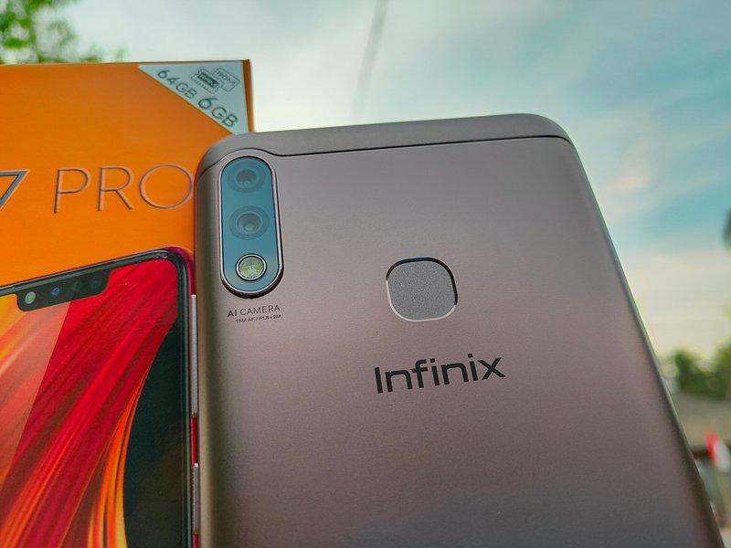 Review Infinix Hot 7 Pro, Apa Bener Terlalu Sadis? 8