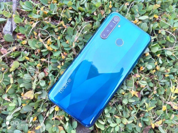Review Kamera Realme 5 Pro