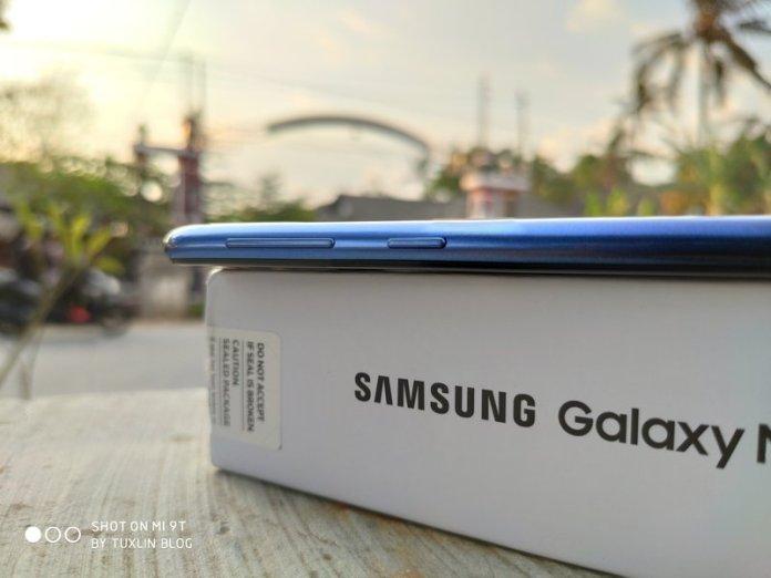 Review Samsung Galaxy M30: Baterai Besar, Kinerja Standar 7