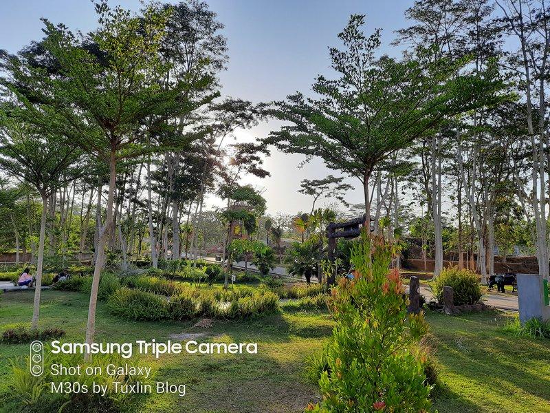 Review Kamera Samsung Galaxy M30s Berkekuatan 48MP! 9