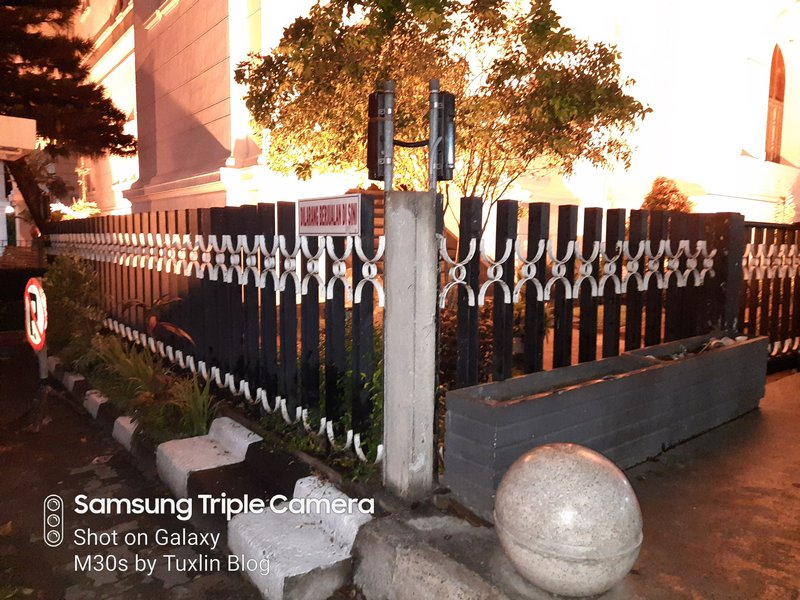 Review Kamera Samsung Galaxy M30s Berkekuatan 48MP! 43