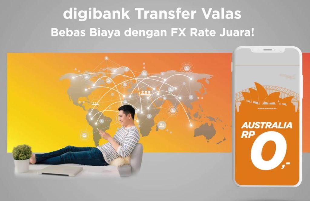 Transfer Uang Ke Luar Negeri Langsung Sampai Dalam 1 Hari Dengan Transfer Valas 1
