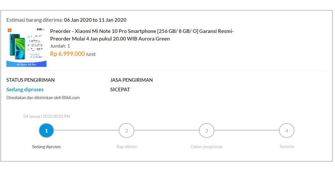 Ikutan Pre-order Xiaomi Mi Note 10 Pro, Smartphone Berkamera Flagship 4