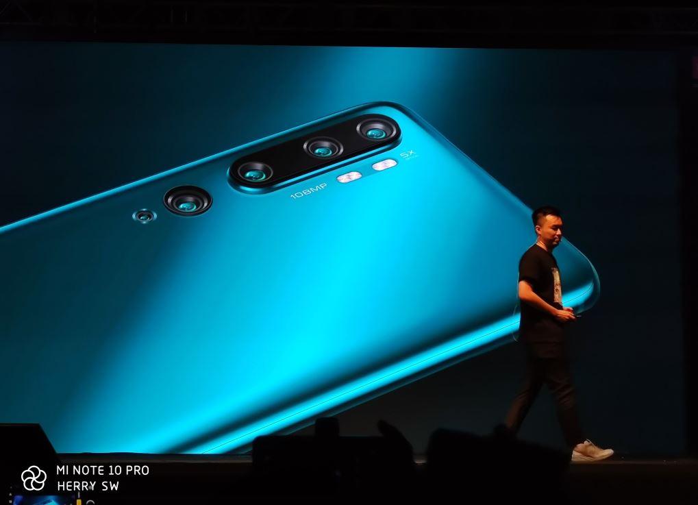 Xiaomi Mi Note 10 Pro Resmi Diluncurkan di Indonesia, Ini Harganya 2