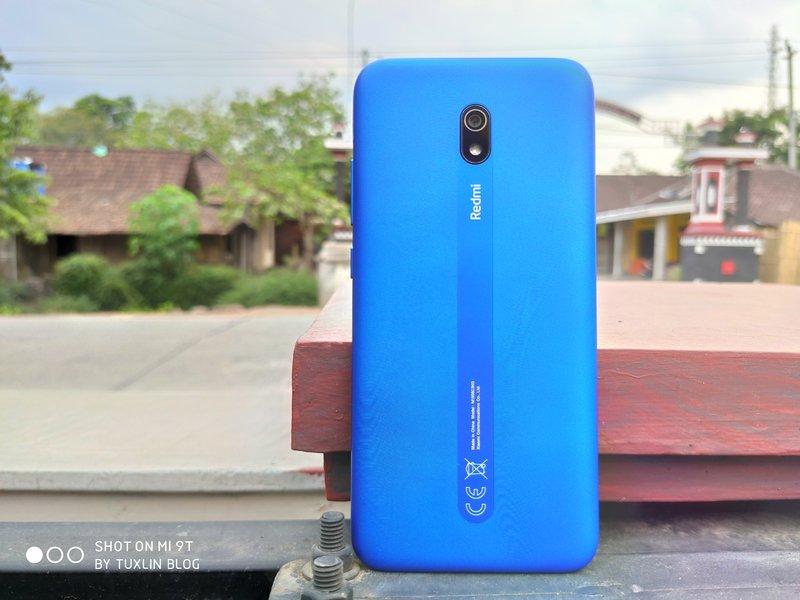 Review Kamera Xiaomi Redmi 8A dengan Sensor Sony IMX486