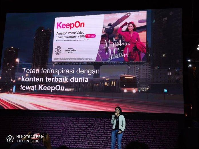 Jaringan Makin Kuat, 3 Indonesia Luncurkan AlwaysOn & KeepOn 7