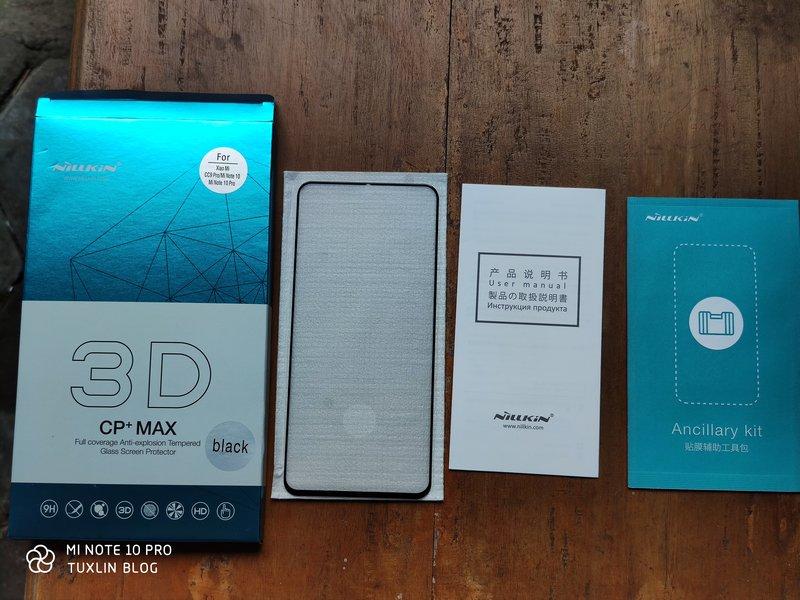 Xiaomi Mi Note 10 Pro Jatuh dan Layarnya Pecah 5