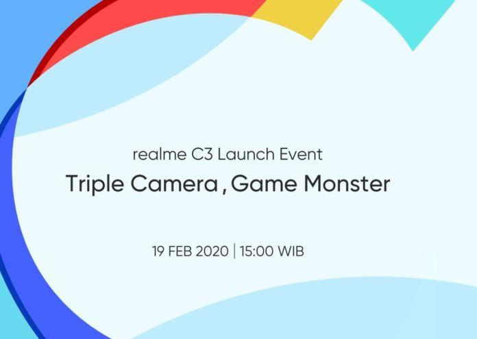 Realme C3 di Indonesia Beda dengan India, Dibekali Triple Kamera 1