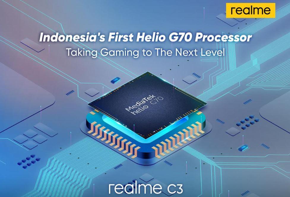 Ini Fungsi Triple Kamera Realme C3 yang akan Dirilis di Indonesia 2