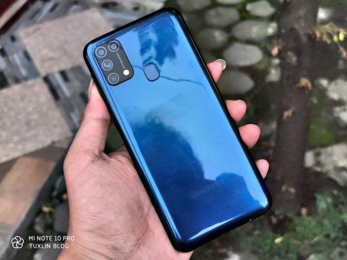 Membeli dan Menjajal Samsung Galaxy M31 di Tengah Wabah Covid-19 4