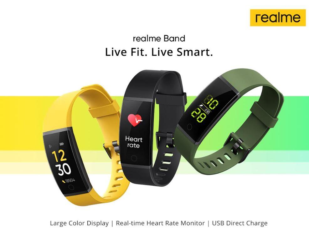 Realme Band Resmi Diluncurkan di Indonesia, Harga 399 Ribu 2