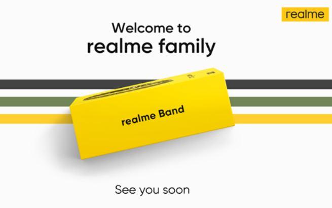 Realme Band Dipastikan akan Hadir di Indonesia 1