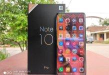 Review Xiaomi Mi Note 10 Pro, Smartphone Premium Berkamera Flagship