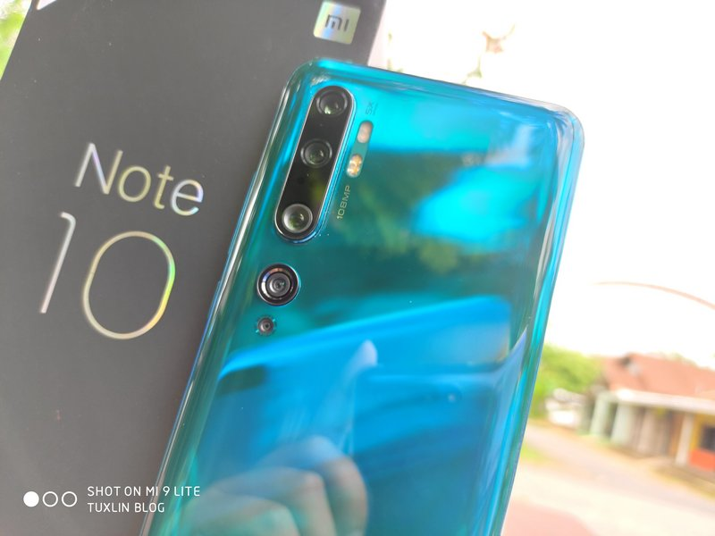Review Xiaomi Mi Note 10 Pro, Smartphone Premium Berkamera Flagship 6