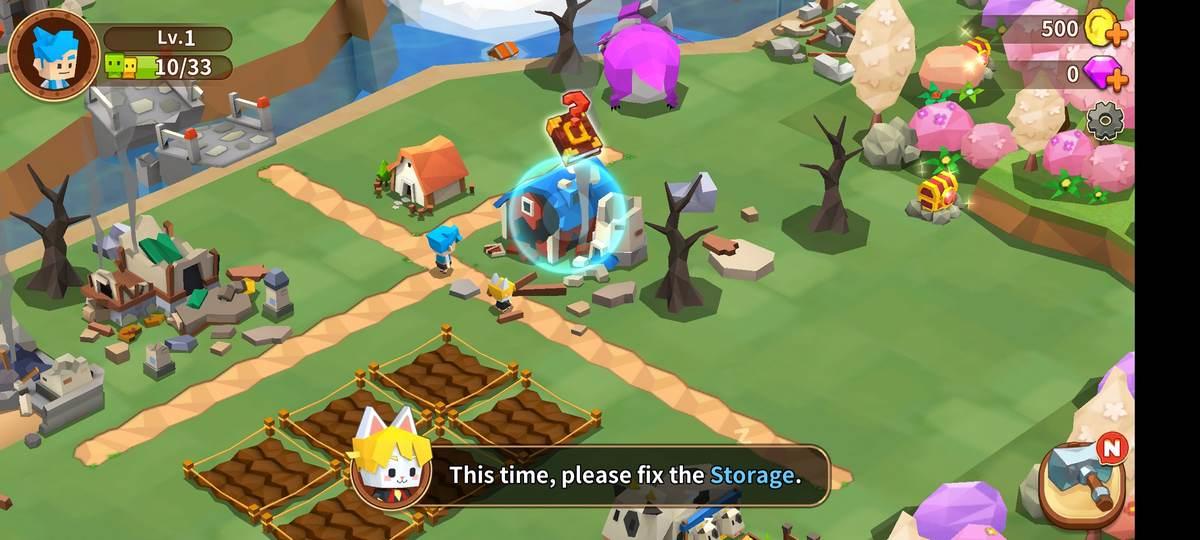 Tutorial Main dan Top Up Game Garena Fantasy Town 6