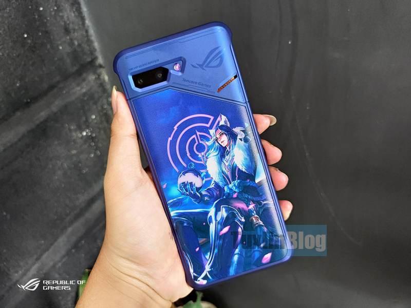 Nyobain Lighting Armor Case Buat Asus ROG Phone 2: Sumpah, Keren Banget! 2
