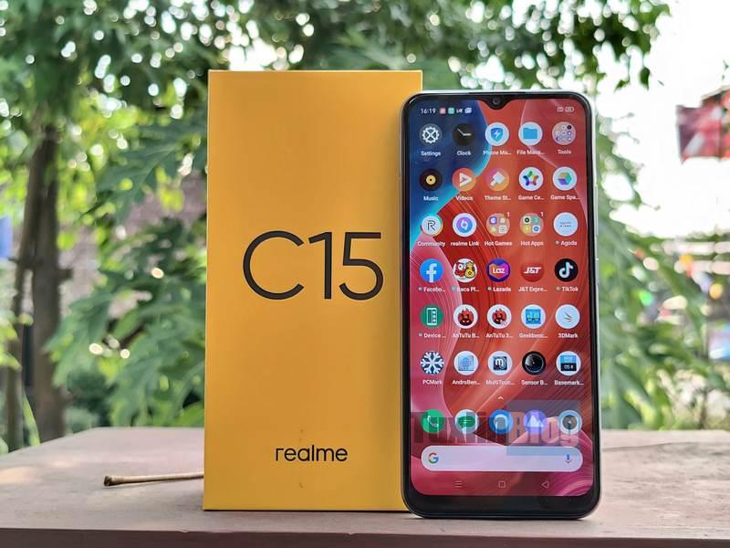 Realme C15 Review: Baterai 6000mAh Buat Apa?