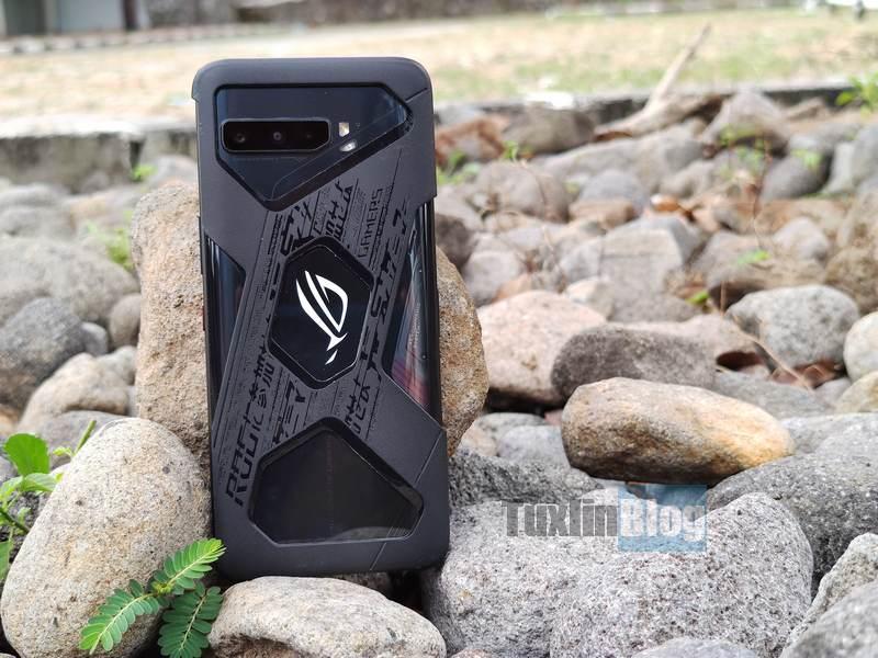 Asus ROG Phone 3 Review: Nggak Ada Lawan!