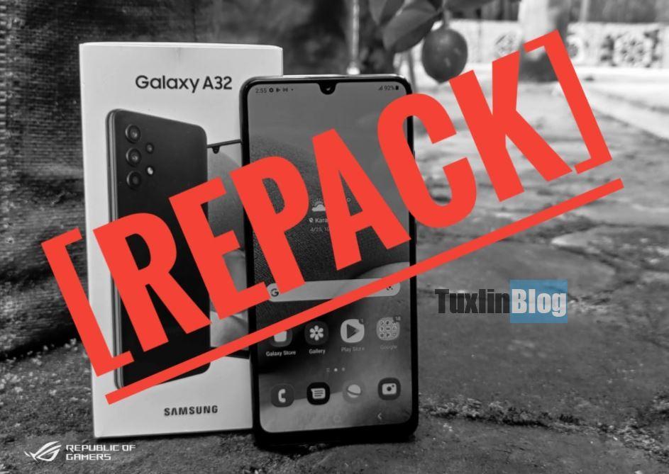 Beli Samsung Galaxy A32 dan Oppo Reno 5 di E-Commerce, Dapat Barang Repack! Aman Nggak? 1