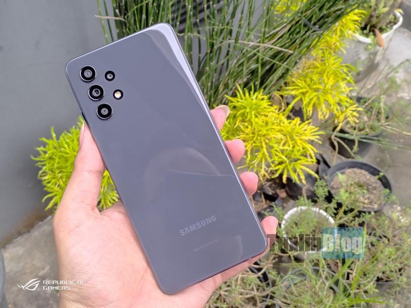 Review Kamera Samsung Galaxy A32 dengan Sensor ISOCELL GW3 1