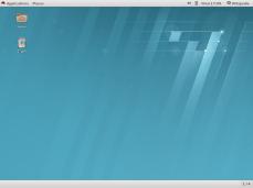 RHEL 7 GNOME 3, Desktop.
