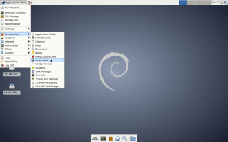 Debian 8 Xfce