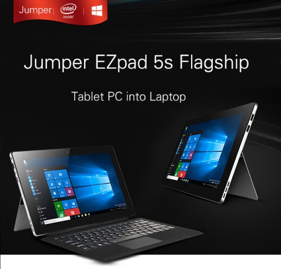 Jumper Ezpad 5s cpu