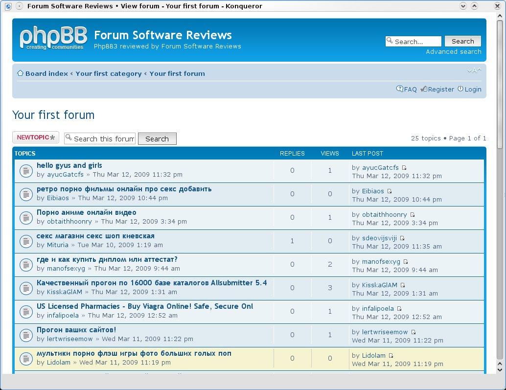 Come aggiornare Forum phpBB! | TuxNews.it