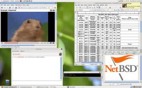 NetBSD, versione sconosciuta.