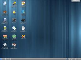 Whonix 13, Desktop, KDE