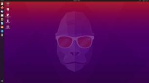 Ubuntu 20.10, GNOME 3.38, Desktop.
