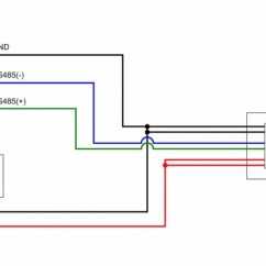 Rs485 Wiring A Gfci Outlet Diagram Rs-485 Pinout · Tuxotronic