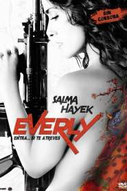 Poster de Everly: Implacable y Peligrosa / Dura de Matar