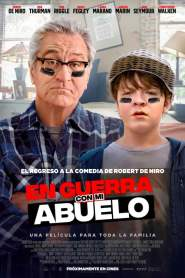 En Guerra con mi Abuelo / The War with Grandpa