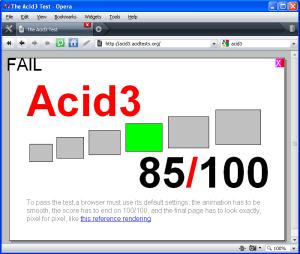 Acid3-Opera 9.6