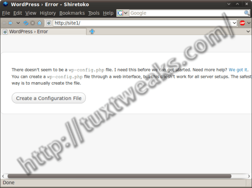 How To Install WordPress on Ubuntu: Part 2