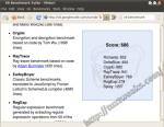 V8 Benchmark Suite - Midori
