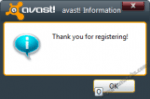 Running avast! step 4