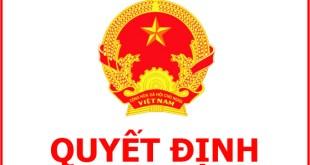 Quyết định mở lớp quản lý nhà nước ngạch chuyên viên tại Hà Nội