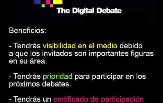 The Digital Debate