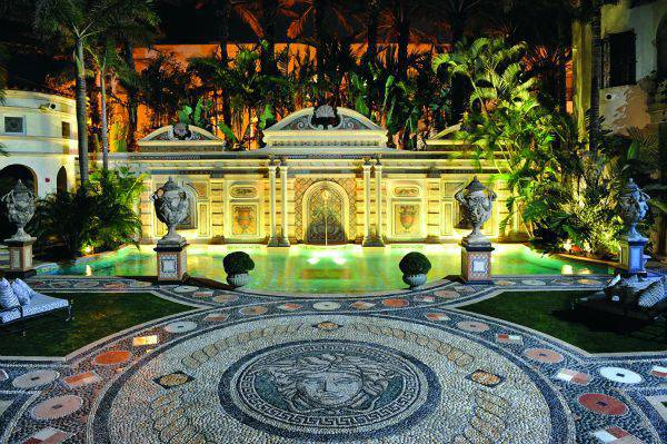 Former Gianni Versace Miami Mansion For Sale Tuzlanski Ba