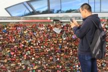 """Njemačka: Željeznički most u Kelnu postao """"Most zaljubljenih"""""""