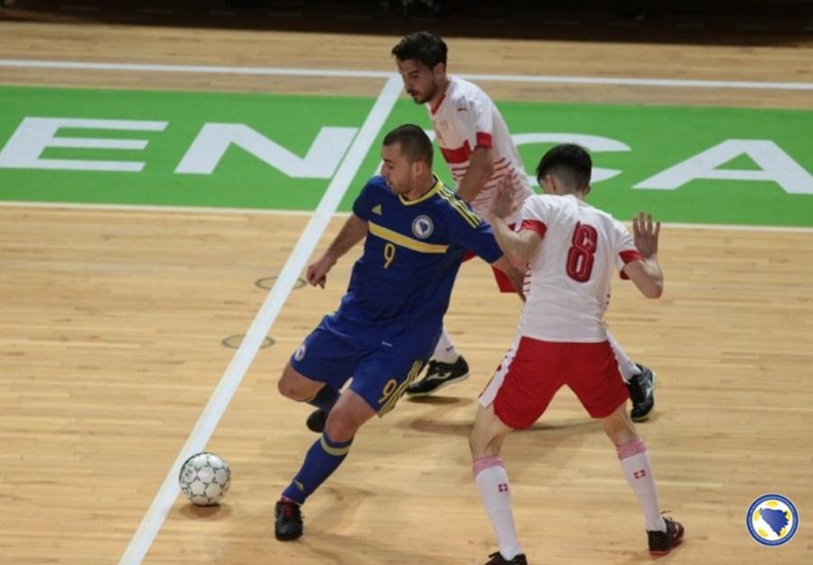 85f0c50766 Futsal selekcija BiH sa 7 1 razbila Švicarsku (VIDEO)