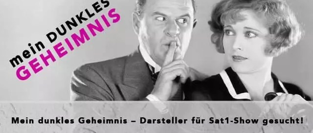 Dating shows bewerben