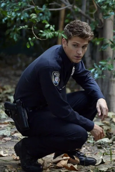 Toby the Cop - Pretty Little Liars